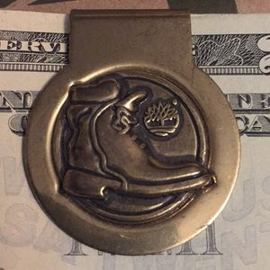 Timberland Money Clip
